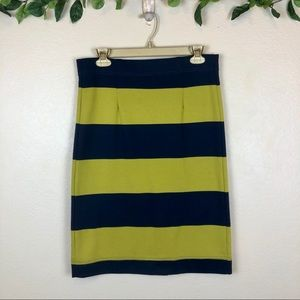 DownEast • Basics Striped Skirt